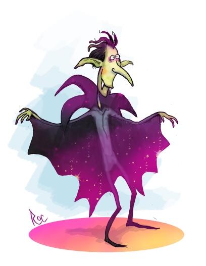 disco vampiro