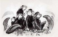 chimps baja calid